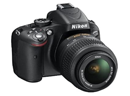 Nikon D5100 (with AF-S 18-55mm VR Kit Lens) DSLR