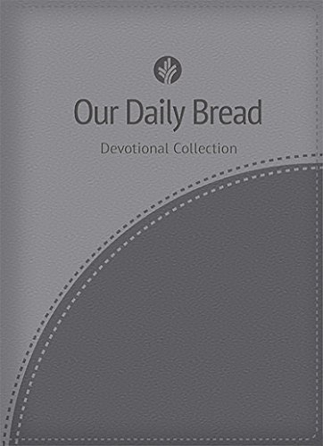 Our Daily Bread Devotional Collection PDF
