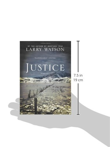 montana 1948 justice Truth and justice, and acting with moral integrity, present choices for the  characters in montana 1948 each deals with his/her own conscience in making  these.