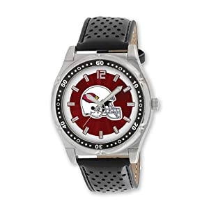 Mens NFL Arizona Cardinals Championship Watch by NFL Officially Licensed