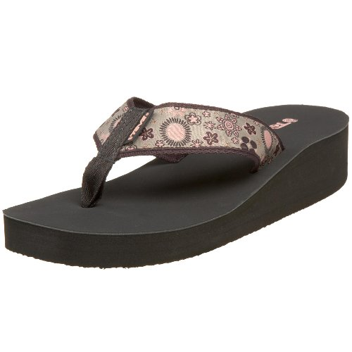 Teva Women's Mandalyn Wedge Thong