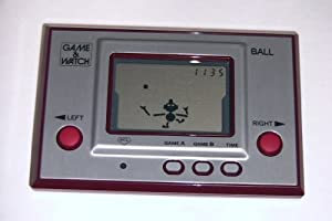 ゲーム&ウオッチ ボール 復刻版