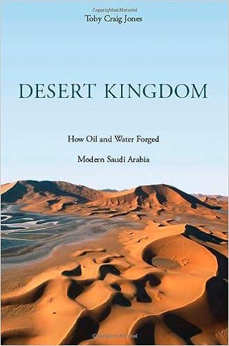 Desert Kingdom: How Oil and Water Forged Modern Saudi Arabia