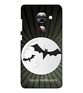 EPICCASE happy walloween Mobile Back Case Cover For LeEco Le Max2 (Designer Case)