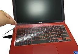 CooSkin Ultra Thin High Quality TPU Clear Keyboard Protector Cover Skin for 11.6\