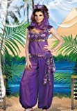 Purple Ally Kazaam Costume (Women: 8-10)