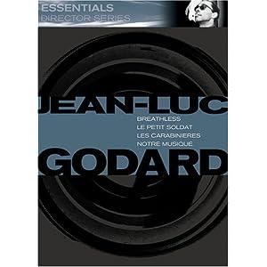 Essentials Directors Series - Jean-Luc Godard (Breathless / Le Petit Soldat / Les Carabinieres / Notre Musique) movie