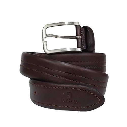 Cintura classica Roncato uomo in pelle Cuoio cod: 930