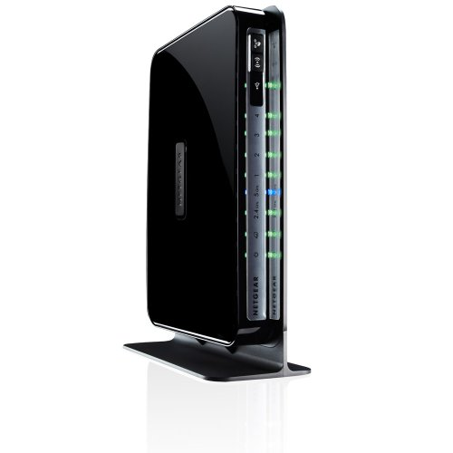 Netgear Wireless Dual Band Gigabit Router - Premium Edition (WNDR4300-100NAS)
