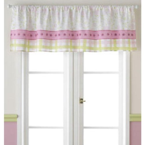 Laura Ashley Baby Love Window Valance