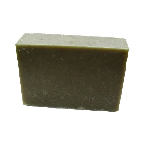 Mother Earth'S Soaps Green Tea Soap With Goat'S Milk, Raw Honey, And Lemon Essential Oil (Set Of Two 5 Oz Bars)