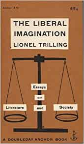 lionel trilling essays Useful links forgot your book read the novel online at the university of virginia's etext site or download and read a first edition text.