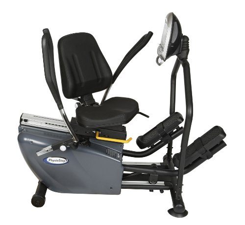 Elliptical Sit Down Bike: HCI Fitness PhysioStep Recumbent Elliptical With Swivel