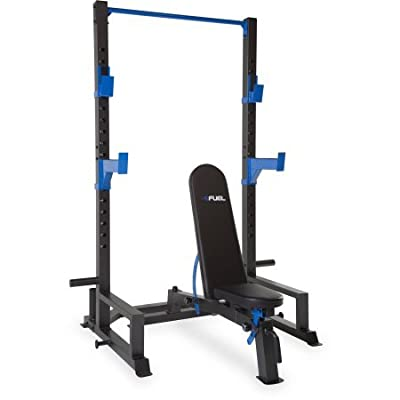 Fuel Pureformance Power Cage with FID Bench