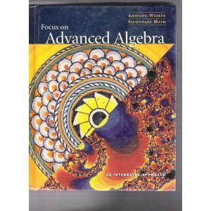 Focus on Advanced Algebra