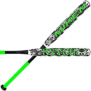 Miken Psycho Supermax USSSA SYKDTE Slowpitch Softball Bat