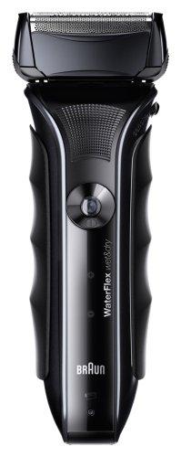 Water Flex [Correspondence Shave Wash Bath Type] Shaver (Wf1S Black)