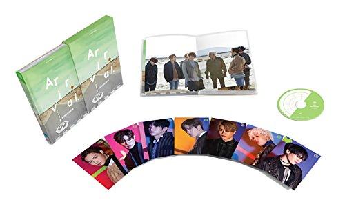 DVD : GOT7 - Monograph flight log: arrival