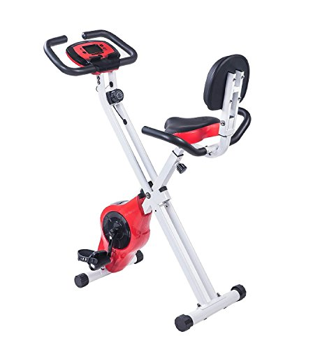 BTM-Cyclette magnetica X-Bike F-Bike Fitness esercizi Cardio la perdita di peso di memorizzazione macchina per IPAD