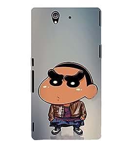 EPICCASE Chin Sang Mobile Back Case Cover For Sony Xperia Z (Designer Case)