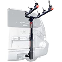 Allen Sports Deluxe 3-Bike Hitch Mounted Bike Rack