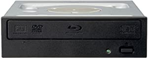 Pioneer BDR-206DBK 12x Internal Blu-ray Disc/DVD/CD Writer (Black) OEM - No software