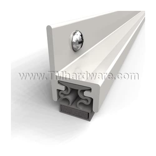 Aluminum door stop