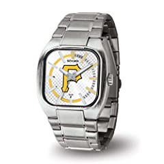 Sparo RI-WTTUR6001 Pittsburgh Pirates Turbo Watch by Sparo