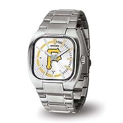 Sparo RI-WTTUR6001 Pittsburgh Pirates Turbo Watch by Sparo