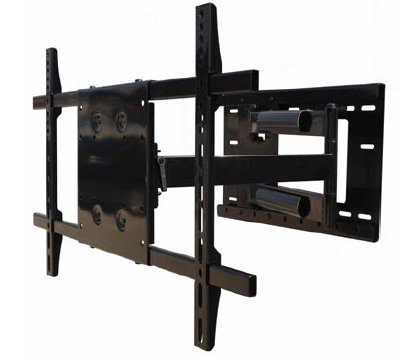 "Full Motion Single Arm Tv Wall Mount With 31"" Of Extension For Lg 47Ln5400 Led Hdtv Flat Panel Display **Full 180 Degrees Lateral Rotation**"
