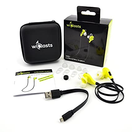 WiBlasts Bluetooth Headset
