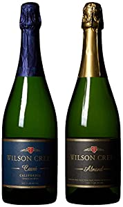 Wilson Creek Traditional Sparkling Mixed Pack, 2 x 750 mL