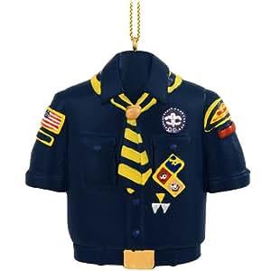 Cub Scout Uniform Ornament
