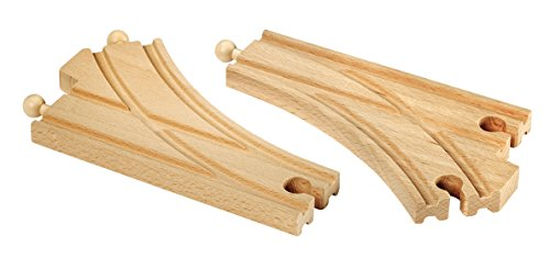 BRIO Curved Switching Track