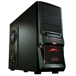 GAMING PC AMD FX 4100 Quad Core 4x3,6GHz - Asus Motherboard - 1000GB HDD - 8GB DDR3 (1333 MHz) - DVD Writer - Grafik GeForce GTX560Ti (1024MB DDR5-VGA-DVI-HDMI-DirectX 11) - Audio - 6xUSB 2.0 - LAN - 650W - Cardreader - Wireless LAN (USB/150MBit) - 1xeSATA - 3xLED Fan - Windows7 Home Premium 64Bit English (incl.DVD u.Lizenzkey) - COMPUTER