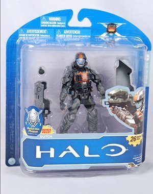 Imagen principal de Halo McFarlane Toys 10th Anniversary Series 1 Action Figure - Dutch - Halo 3 ODST Dutch