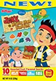 Disney Jake and the Never Land Pirates Fruit Flavored Snacks