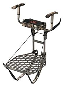 Leverage 5150 Deluxe Hang-On Lightweight Treestand w  Leveling System by Leverage