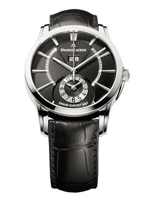 Maurice Lacroix Pontos Grand Guichet GMT PT6208-SS001-330 PT6208