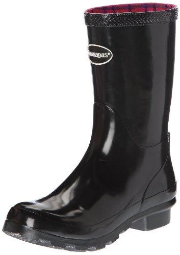 Havaianas  Hav. Helios Mid Rain Boots,  Stivali donna, Grigio (Gris (Dark Grey)  35 BR (37 EU)