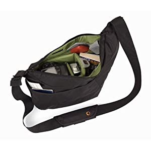 Lowepro Passport Sling interior