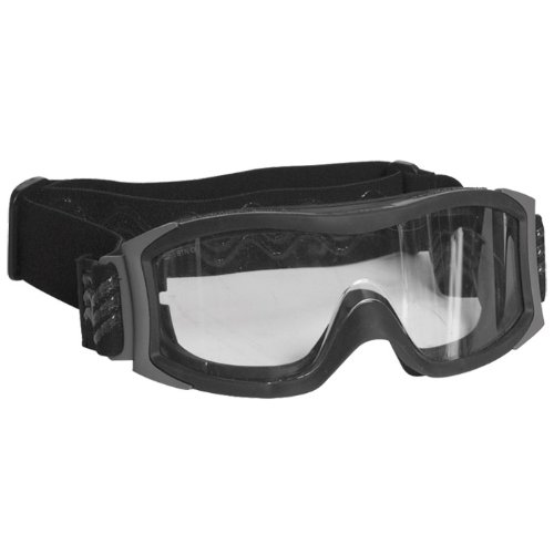 Bolle X1000 Protection Tactical Safety Goggles Clear Lens