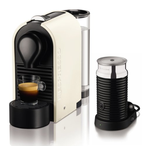 Nespresso U(ユー) バンドルセット クリーム C50CW-A3B-I