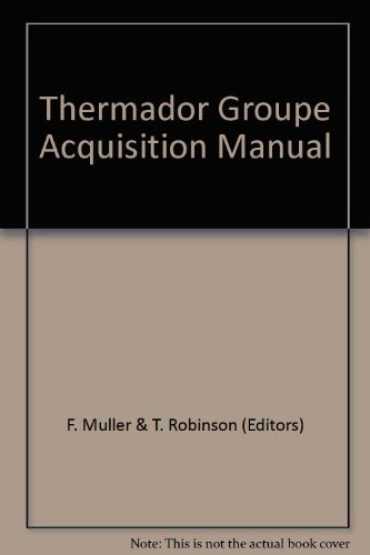 thermador-groupe-acquisition-manual