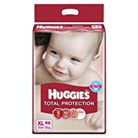 Huggies Total Protection Extra Large Size Diapers (46 Count)