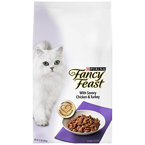 Fancy Feast Gourmet Cat Food With Savory Chicken & Turkey