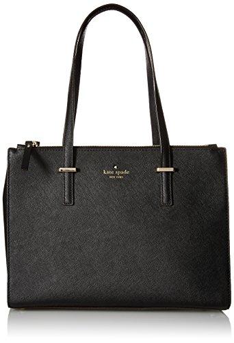 kate-spade-damen-henkeltasche-schwarz-schwarz