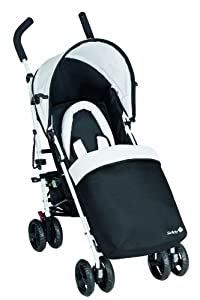 Safety 1st Slim Buggy (Black/Red)
