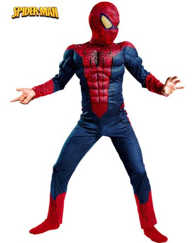 SPIDER-MAN MOVIE CLASSIC MUSCL