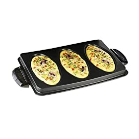 George Foreman Omelet Plates for the G5